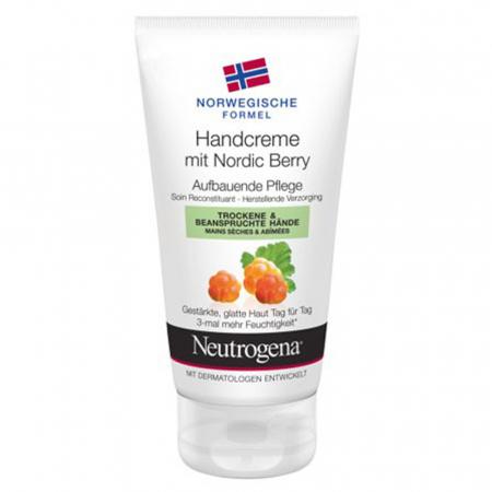 Neutrogena crème mains Nordic Berry