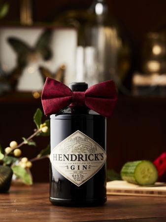 Pour un homme élégant: Hendricks'Gin