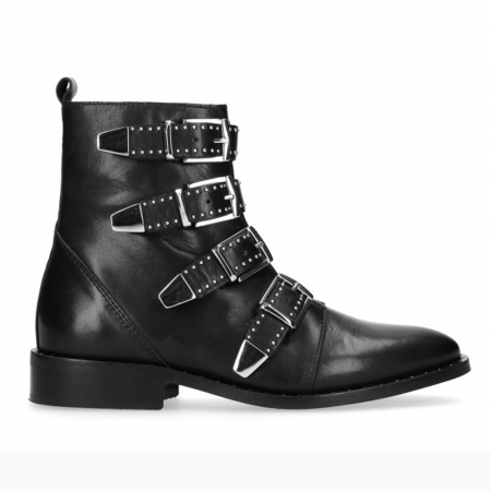 Bottines de motard