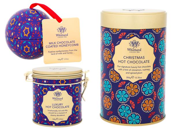 Mix voor luxe chocolademelk