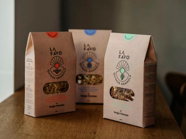 La Favo by Sergio Herman box