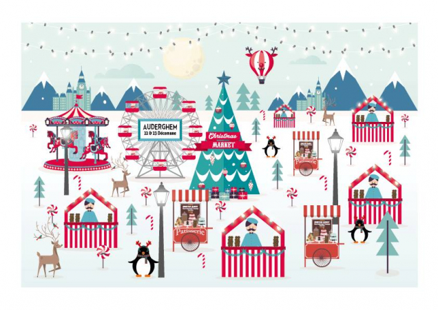 Christmas market – The little BIG Bazaar – 22 et 23 décembre