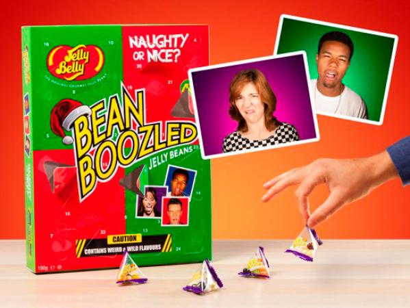 Jelly Belly Bean Boozled adventskalender