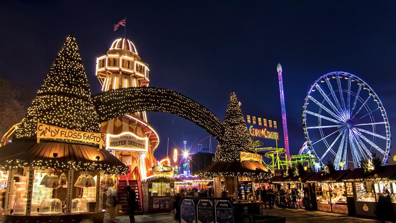 Hyde Park Winter Wonderland