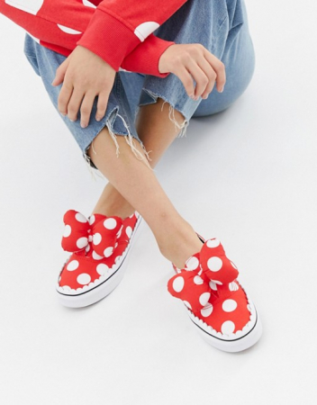Baskets Vans x Disney