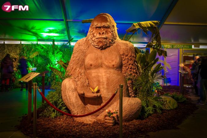 Festival de Sculptures en Chocolat – HÉLÉCINE
