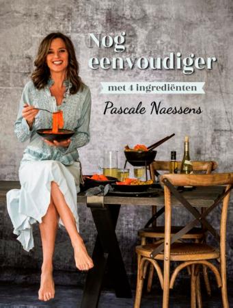 Pascale Naessens – Nog eenvoudiger met 4 ingrediënten