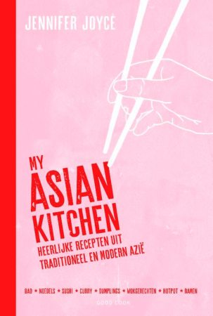 Jennifer Joyce – My Asian Kitchen