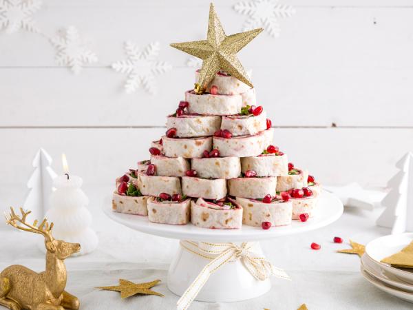 Kerstboomwraps