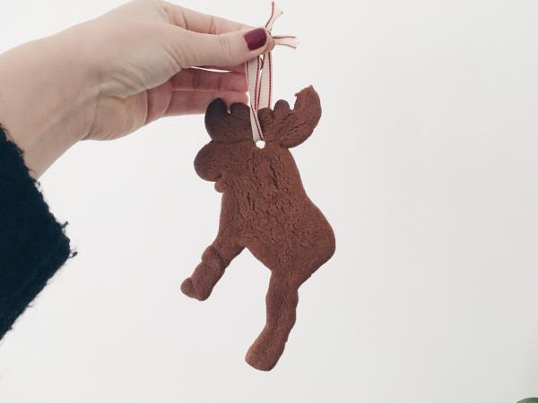 Kerstige koekjes