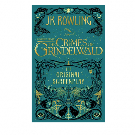 'Fantastic Beasts: The Crimes of Grindelwald – The Original Screenplay' van J.K. Rowling