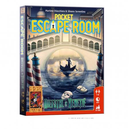 Escape room-spel