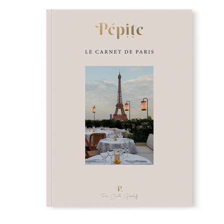 LE PLUS PARISIEN: Le Carnet de Paris, Camille Gersdorff