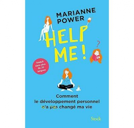 "LE PLUS FEEL GOOD: Help Me! – <span class=""f-productHeader-subTitleLabel"">Marianne Power</span>"