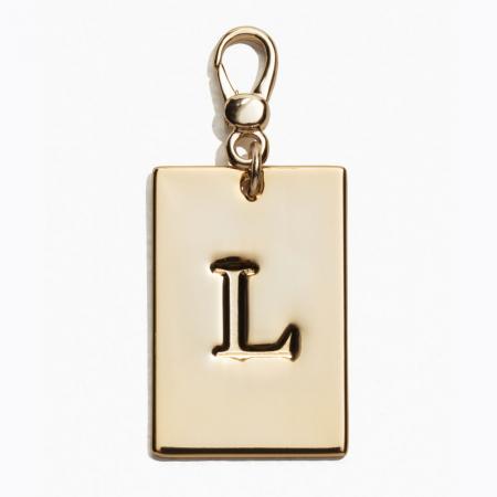 Porte-clés lettre