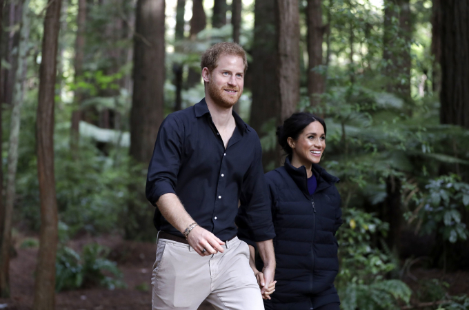 Harry & Meghans royal baby en het concert van Craig David