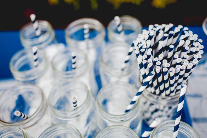 Het verbod op plastic rietjes