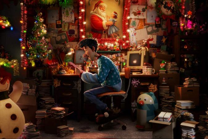 7. Arthur Christmas