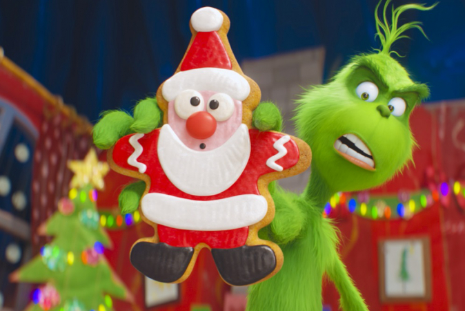 12. The Grinch