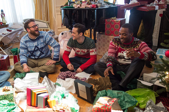 8. The Night Before