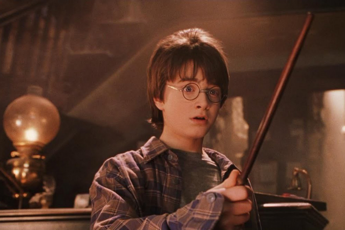 14. Harry Potter and the Sorcerer's Stone