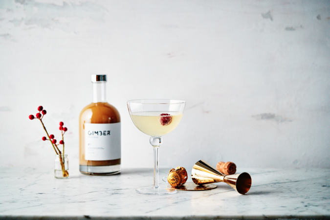 Gimber-champagne