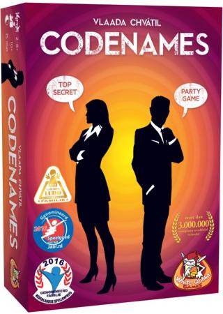 Codenames gezelschapsspel</h2> <p>
