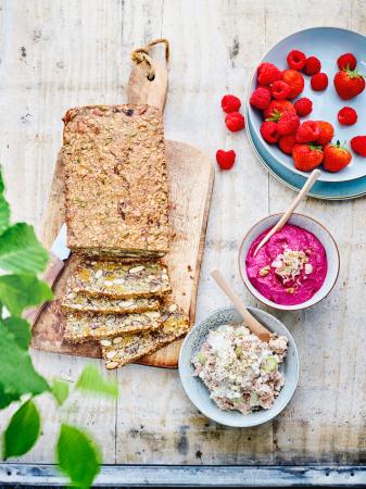 Ontbijttrend: brood zonder bloem