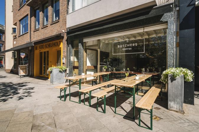 6. Butchers Coffee: wij willen elke dag