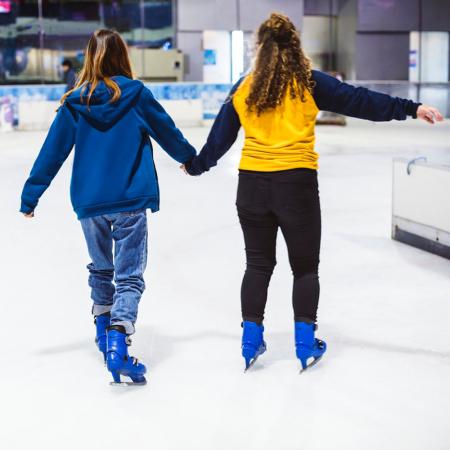 Ga indoor schaatsen/skiën/snowboarden