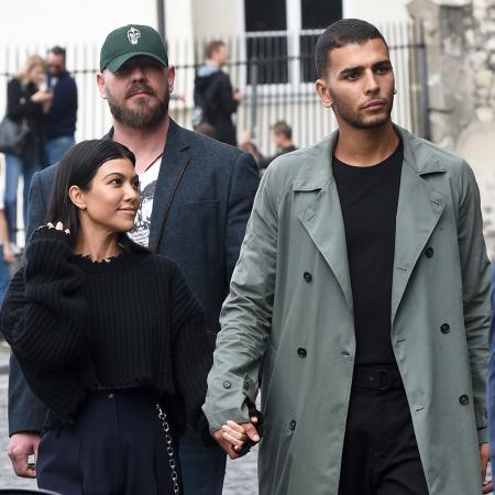 Kourtney Kardashian en Younes Bendjima