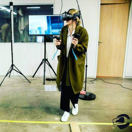 Virtuele trollen afmaken met pijl en boog