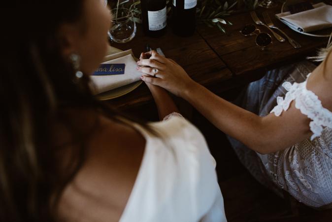 De verlovingsring