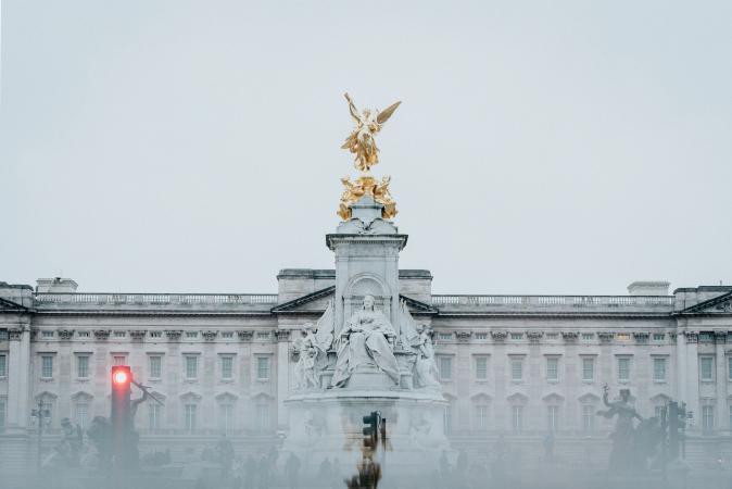 7. Buckingham Palace (Londen, VK)