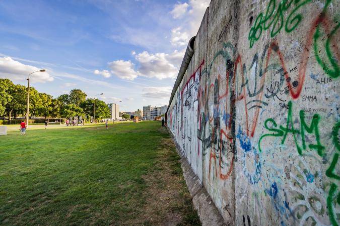 12. De Berlijnse Muur (Berlijn, Duitsland)