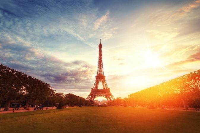 5. Eiffeltoren (Parijs, Frankrijk)