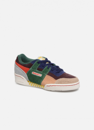 Reebok Classic x The Animals Observatory Workout Plus Kid multicolore