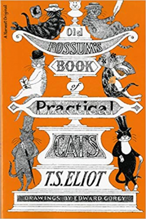 'Old Possum's Book of Practical Cats' van T. S. Eliot
