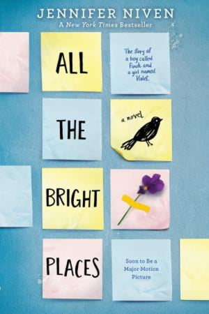 'All the Bright Places' van Jennifer Niven