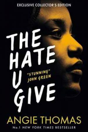 'The Hate U Give' van Angie Thomas