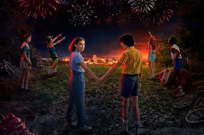 Stranger Things (seizoen 3)