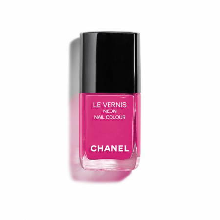 Chanel – Le Vernis Rose Néon