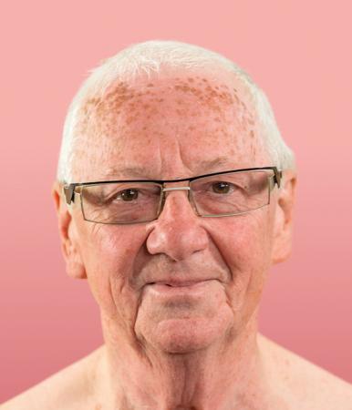 Norbert (71), weduwnaar