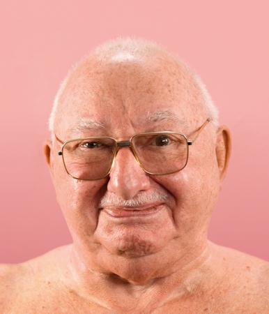 Roland (83), weduwnaar