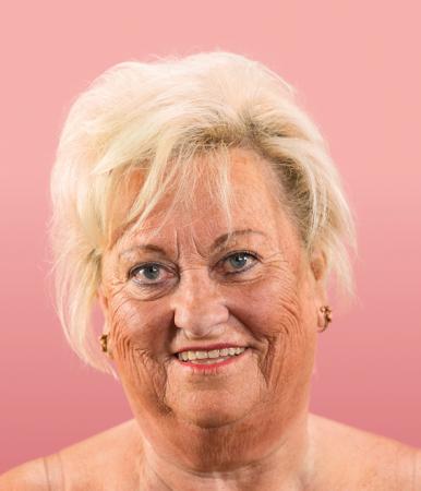 Ange (70), weduwe