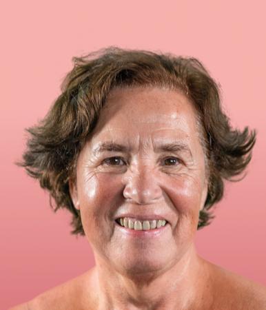 Erika (77), gescheiden