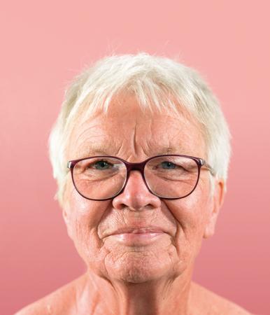 Hilde (72), weduwe