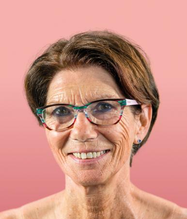 Liesbeth (65), gescheiden
