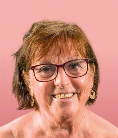 Mieke (70), gescheiden