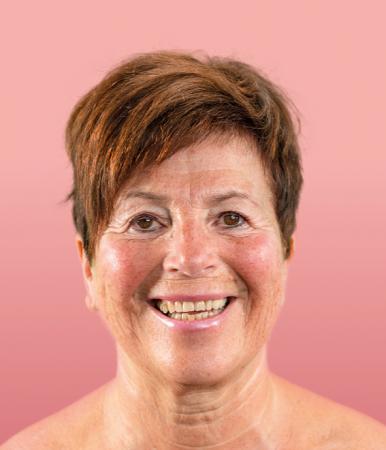 Rosette (75), weduwe